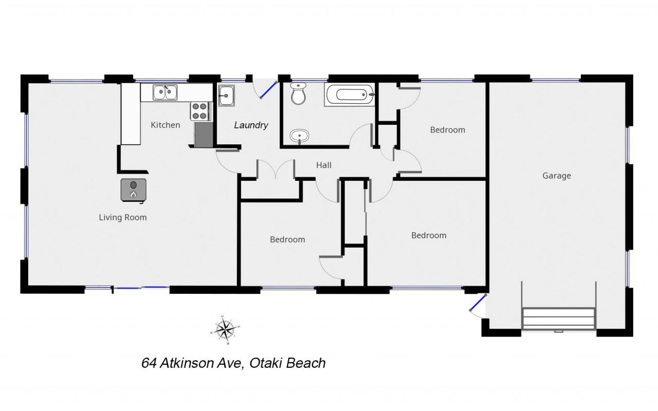 64 Atkinson Avenue, Otaki Beach, Kapiti Coast